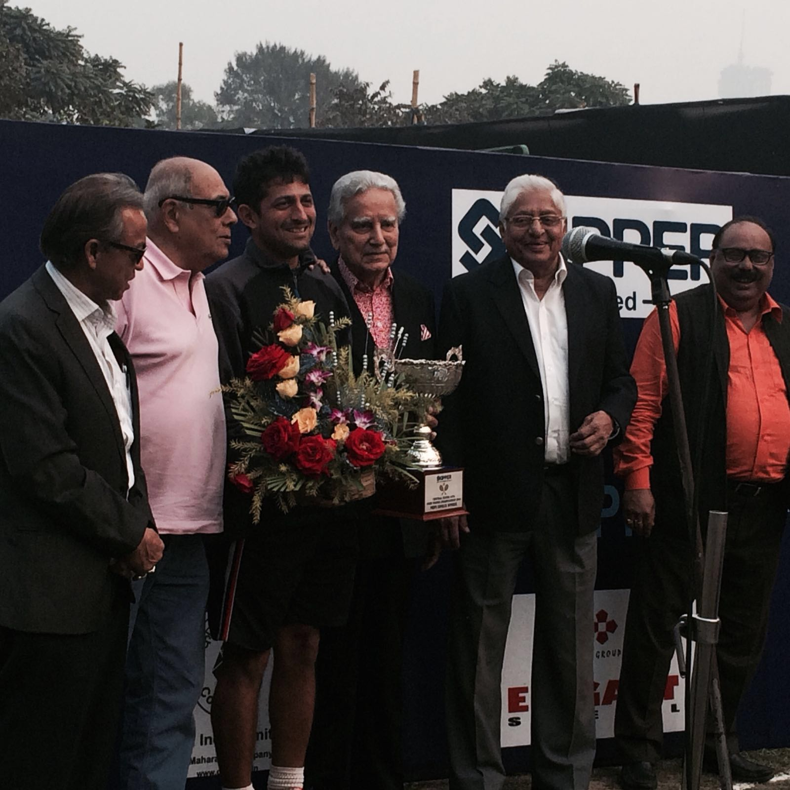 Central Excise All India Men's Tennis Tournament