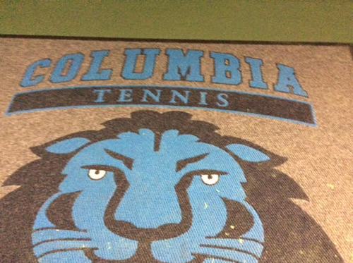 Jaidip was invited to see Tennis facility at Columbia University